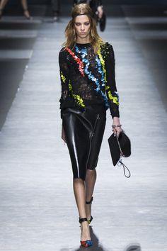 Versace, Look #50 Fall 2016 RTW