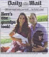 A newspaper