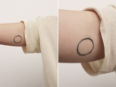 bartered tattoos