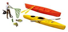 Bass Pro Shops® White Water and Fishing Adventure Play Set