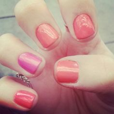 Pink and Coral