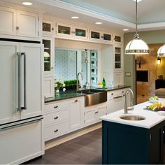 Check out the remarkable entries in our 2013 Reader Remodel Contest, including this lovely kitchen redo. | thisoldhouse.com/yourTOH