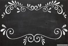 Estilo Pizarra: Invitaciones para Imprimir Gratis. Chalkboard Labels, Chalkboard Designs, Chalkboard Art, Chalk It Up, Chalk Art, Chalk Crafts, Chalkboards, Party Printables, Free Printables
