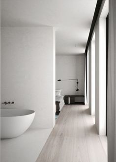 51 Bright Bathroom To Inspire and Copy - Futuristic Interior Designs Technology Bad Inspiration, Bathroom Inspiration, Bathroom Design Luxury, Bath Design, Luxury Bathtub, Luxury Bathrooms, Bathroom Designs, Interior Minimalista, Large Bathrooms