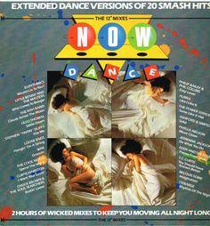 "NOW DANCE: The 12"" Mixes (20 Track Double LP)"