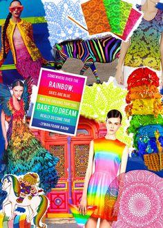DIY, camiseta rainbow |