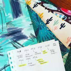 La mañana empezó con té en hebras de @davidstea y tapas de @florencelivres       #stationery #paper #fabrics #telas #papel #bookbinding #books #lovely #colores #colorful #craft #crafty #teatime #notebooks #cuadernos #journals