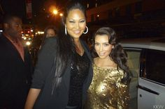 Flashback: Kim shimmered in a gold sequin dress by Antik Batik as she met up with Kimora Lee Simmons at the 2009 bash, writing, 'We had such a great time that night! Kimora Lee Simmons, Kim K Style, Gold Sequin Dress, Mtv Video Music Award, Prom Dresses, Formal Dresses, Kardashian Jenner, Kanye West, Writing