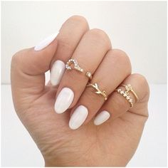 Whether you keep your nails short or long, nail shape can make a huge difference in the way your nails look. The square, oval, rounded and almond shape are four of the most basic shapes, but recently the stiletto, ballerina shape and even elongated square shape have become much more popular. Here is some more information about the 7 most popular nail shapes and how to achieve them. Square Square shaped nails have been really popular for a long time, as they are great for french manicures...