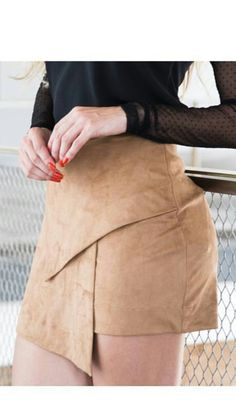 Cute Short Dresses, Short Outfits, Short Skirts, Casual Outfits, Fashion Outfits, Indian Fashion Trends, Fashion Terms, Sleeves Designs For Dresses, Skirt Patterns Sewing