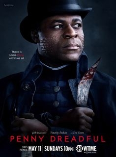 Penny Dreadful | Danny Sapani as Sembene | #Horror #Paranormal