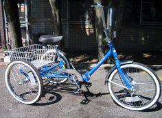 Worksman Port-O-Trike PTCBJR