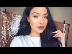 No False Lashes Makeup Tutorial + San Jose NYX Store Opening! - YouTube