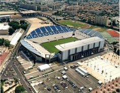 Stade Vélodrome (Marseille, France) By Henri Ploquin