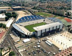 Stade Vélodrome (Marseille, France) By Henri Ploquin