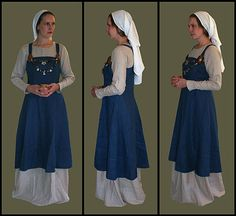 Perhaps the most distinctive Norse garment of the Viking Age was the apron…