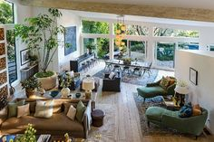 """Bright, clean, white, open yet still warm.  Patrick Dempsey Selling Frank Gehry-Designed """"Tin House"""" in Malibu"""
