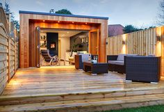 she shed | She Shed Ideas: Women's Answer To The Man Cave | Our Homes Magazine