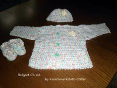 Babygarnitur Gr.62