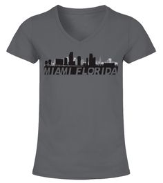 # Miami Florida Skyline .  Streets may flood, but hope floats. Our hearts are with Florida . Show your Florida pride with this Florida Strong tshirt. We Love Florida and with this FloridaStrong tee you can show your connection with Florida too! Click on our store name to find other variations and colors for this shirt. Grab this distinctive FloridaStrong t-shirt for yourself, friends and family. Moms, Dad's, brother, sister, boyfriend, girlfriend, grandmother, grandfather,grandson…