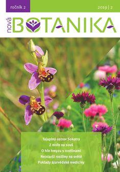 Druhé letošní číslo Nové Botaniky vychází již 15. listopadu. :-) Nova, Plants, Biology, Plant, Planets