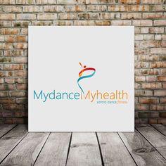 Logo Mydance www.mydance-madrid.com www.monoermo.com