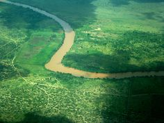 The Jubba river near Jamaame.