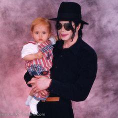 Michael Jackson  and Prince.