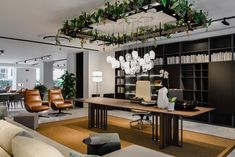 Lema doubles its presence in Singapore in partnership with W. Furniture, House, Lema, Table, Home Decor, Conference Room Table, Showroom, Atelier, Desk