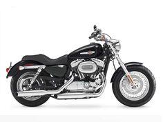 """Motorcycle - 2014 Harley-Davidson XL 1200 Sportster XL1200C in Brantford, ON $11,999"""