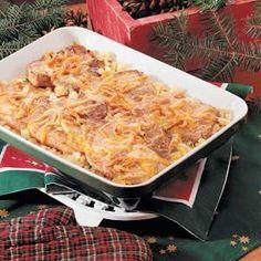Pork Chops O'Brien Recipe