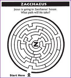 Zacchaeus Maze