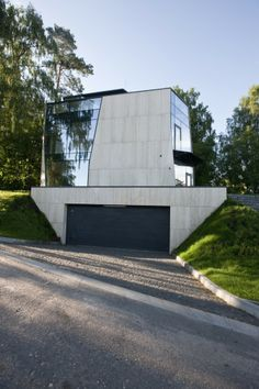 House in Birštonas by Architectural Bureau G.Natkevicius & Partners, Lithuania