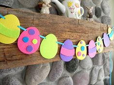 Easter Egg Banner for the HomeJellybeans and by BlondiesBitsnBobs