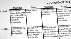 Juoksukoulu sohvaperunoille   Akuutti   yle.fi