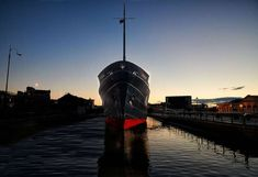 This former Northern Lighthouse supply ship has been transformed into a discreet, 23-cabin hotel in the fine dining hot spot of Leith. It's an offbeat, remarkably peaceful alternative for those looking for something out of the ordinary. Ask for a starboard cabin for more interesting views.