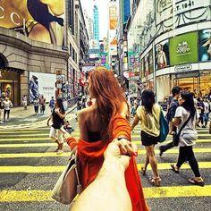 Foto a Fuoco: Amore, FOLLOW ME! Il fotografo che ha creato il fenomeno instagram