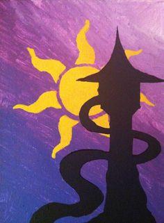Tangled Canvas Art