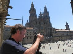 Obradoiro - Santiago de Compostela.