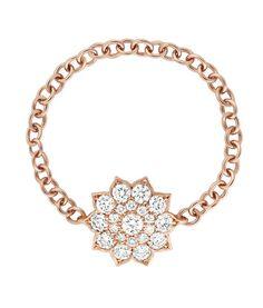 Picture of Bague Chakra Manipura Diamants