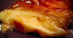 Recette - Feuilleté au jambon et au fromage | 750g