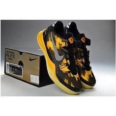online store fe293 c0b26 www.asneakers4u.com  Nike Kobe 8 System Playoff Black Yellow