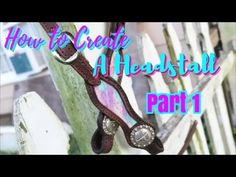 How to make a headstall pt.1 - YouTube