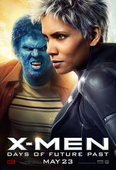 Directed by Bryan Singer. With Patrick Stewart, Ian McKellen, Hugh Jackman, James McAvoy. The X-Men send Wolverine to the past in a desperate effort to change history and prevent an event that results in doom for both humans and mutants. Marvel Comics, Marvel Dc, Marvel Heroes, Man Movies, Good Movies, Movie Tv, Movies 2014, Ian Mckellen, Days Of Future Past
