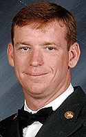 Army Sgt. 1st Class Michael L. Russell  Died June 28, 2005 Serving During Operation Enduring Freedom  31, of Stafford, Va.; assigned to the 3rd Battalion, 160th Special Operations Aviation Regiment (Airborne), Hunter Army Airfield, Ga.; killed June 28 when an MH-47 Chinook helicopter crashed while ferrying personnel to a battle against militants in eastern Afghanistan.