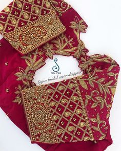 Global market Leader in Ethnic World, we serve End 2 End Customizable Indian Dreams That Reflect with Amazing Handwork & Unique Zardosi Art by Expert Workers Worldwide . New Blouse Designs, Pattu Saree Blouse Designs, Dress Neck Designs, Bridal Blouse Designs, Sleeve Designs, Aari Embroidery, Embroidery Blouses, Sun Hats For Women, Indie