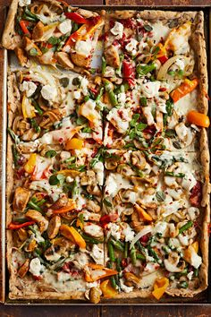 We have a healthy chicken recipe for every night of the week, including fresh chicken salads, savory chicken sandwiches, and pizza. Sheet Pan Suppers, Fresh Chicken, Summer Chicken, Chicken Sausage, Chicken Pizza, Roasted Chicken, Grilled Chicken, Healthy Chicken Recipes, Chicken Salads