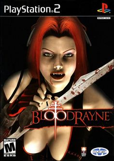 BloodRayne (Sony PlayStation for sale online Battlefield 2, Playstation 2, Xbox, Cover Art, Game Of The Day, Gameboy Games, Bubble Games, Greatest Hits, Peace Of Mind