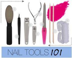 SWEATshirt DRESSshirt: Nail Tools 101