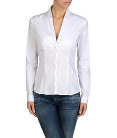 ARMANI JEANS - Long sleeve shirt  PAU: Tienda de ropa en Calpe y Altea  www.paucalp.com